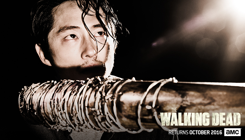 The Walking Dead septima temporada Glenn
