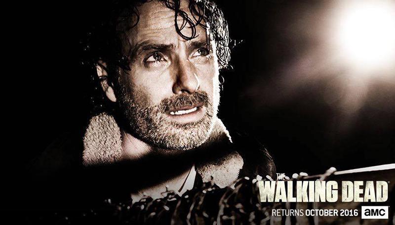 The Walking Dead septima temporada Rick