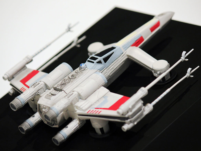 drones star wars T 65 X Wing Starfighter