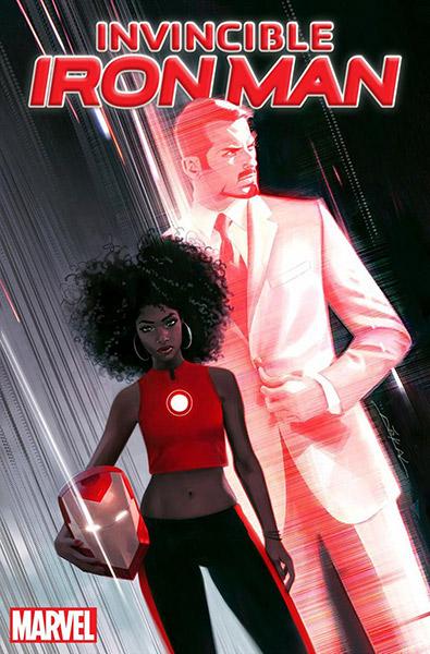 La nueva Iron Man (Marvel)