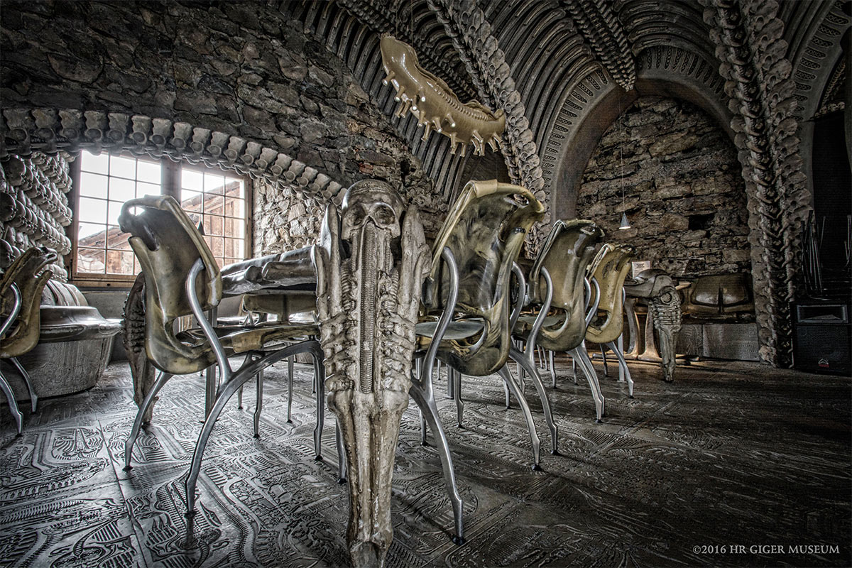 HR Giger Bar - Foto: Andy Davies