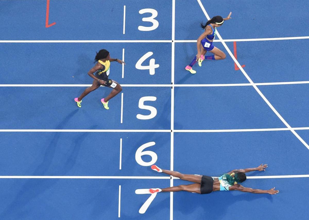 Rio 2016 Shaunae Miller atletismo