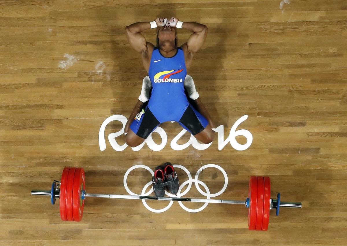 Rio 2016 pesa Colombia