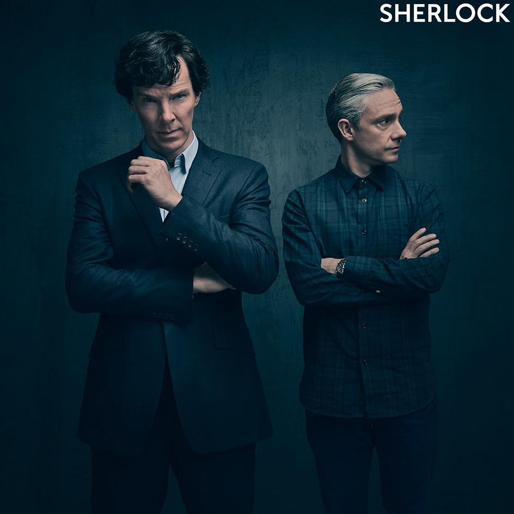 Sherlock cuarta temporada imagenes