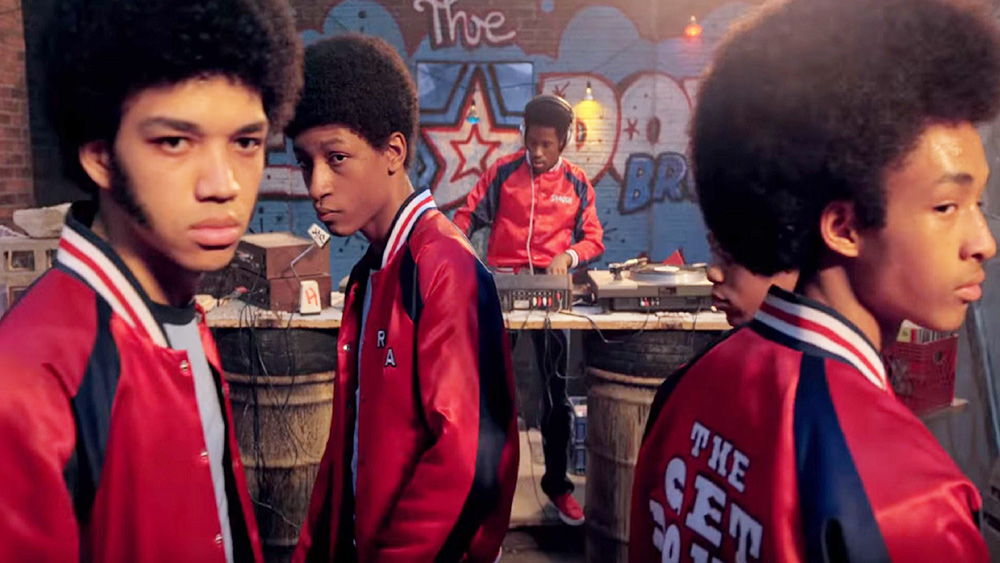 The Get Down serie