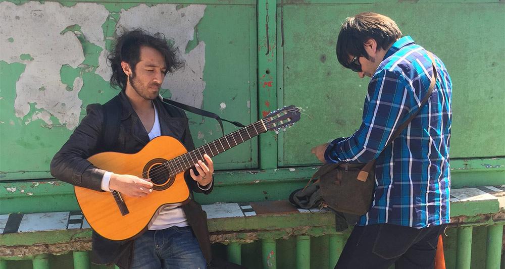 Chinoy y Rod González.