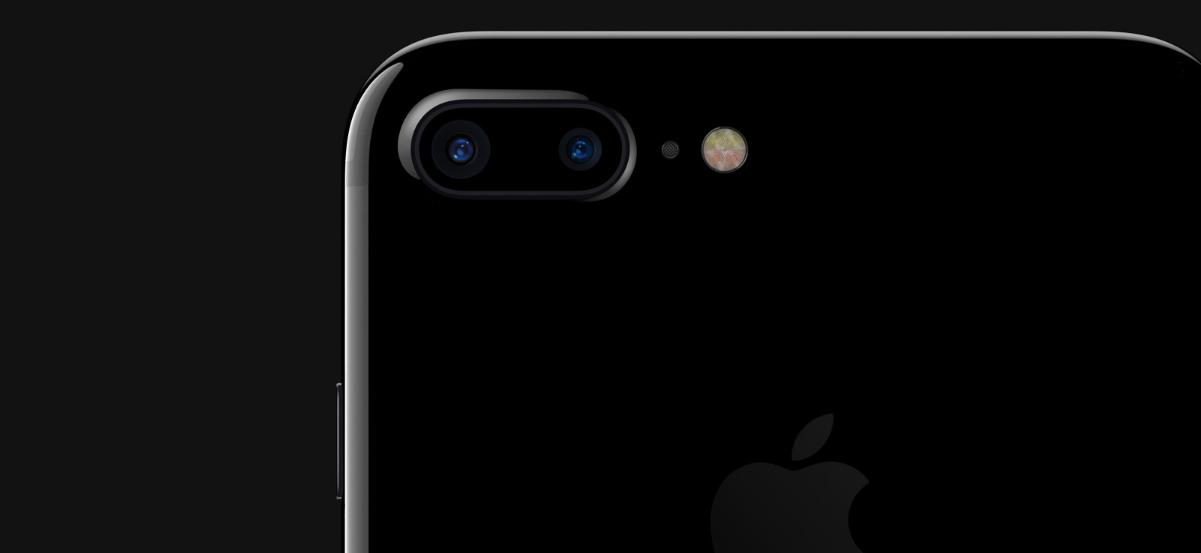 iphone 7 plus camaras