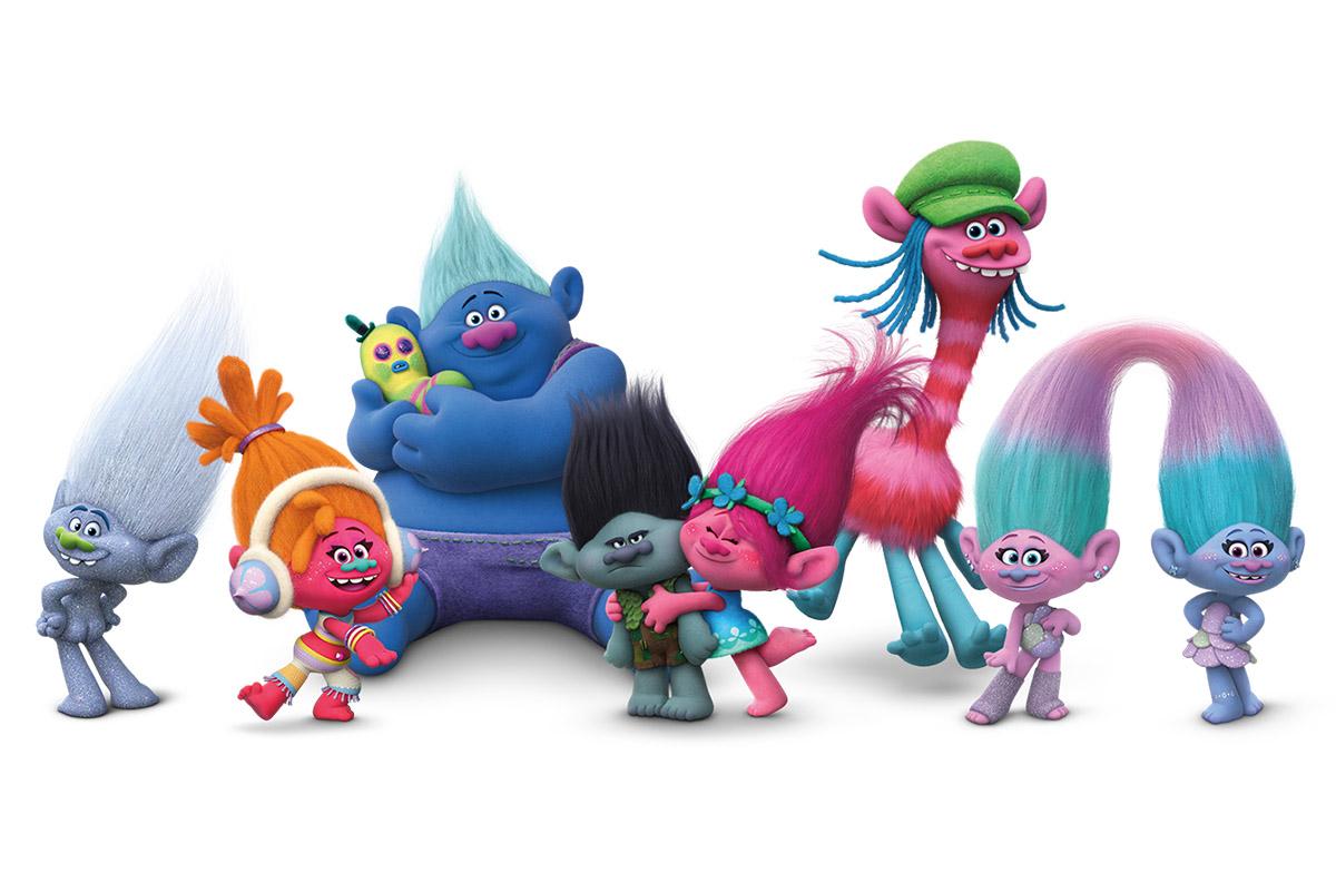 Estos son los simpáticos personajes de 'Trolls' - applauss.com Justin Timberlake Can't Stop
