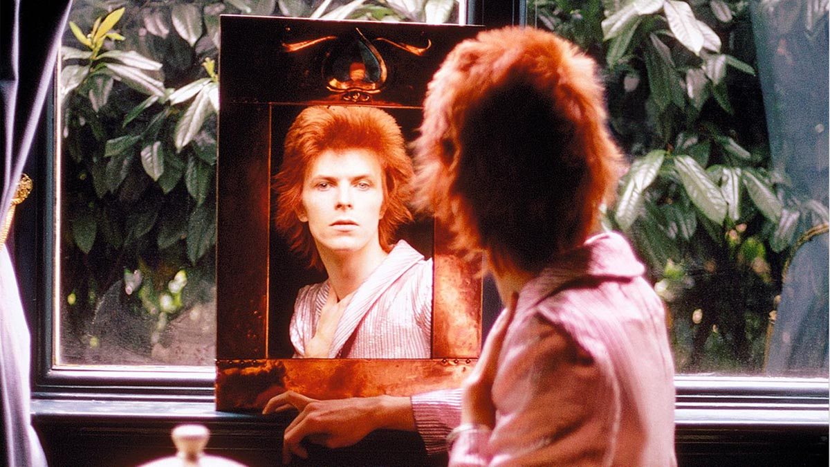 david bowie por mick rock