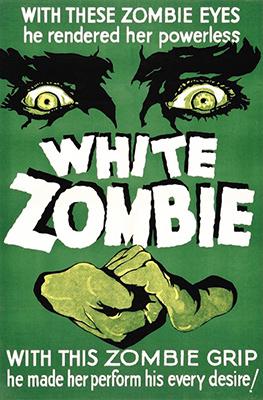 White Zombie (poster)