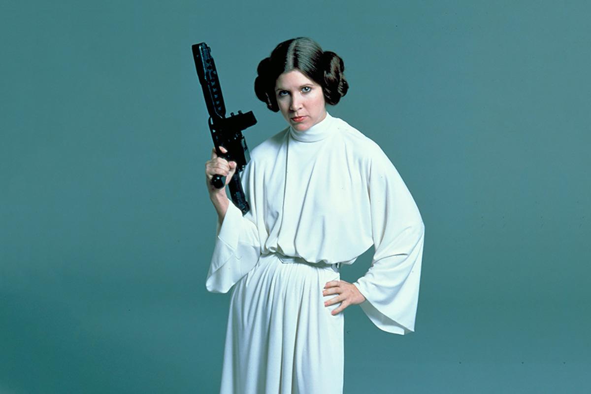 Quiz: ¿Qué tan bien conoces a la Princesa Leia? – applauss.com