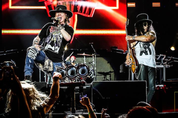 Aerosmith cancela presentación en México por salud de Steve Tyler