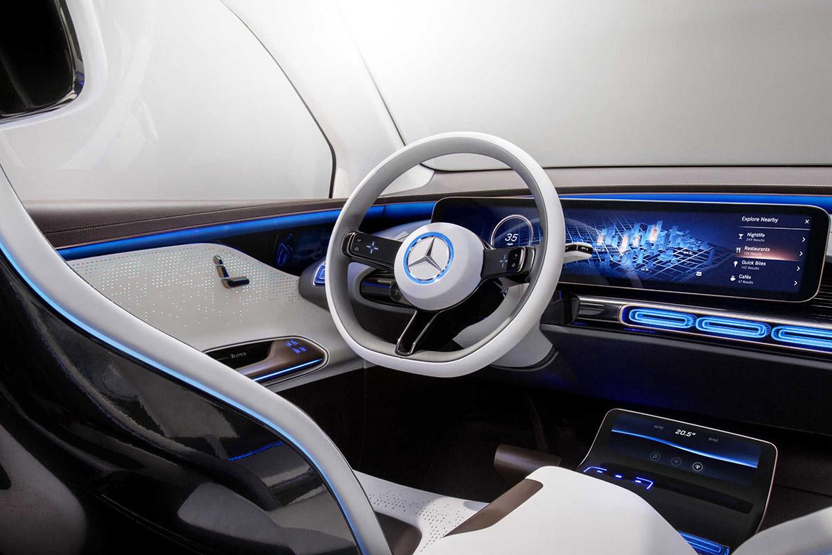 Todos los modelos de Mercedes-Benz tendrán versión eléctrica en 2022