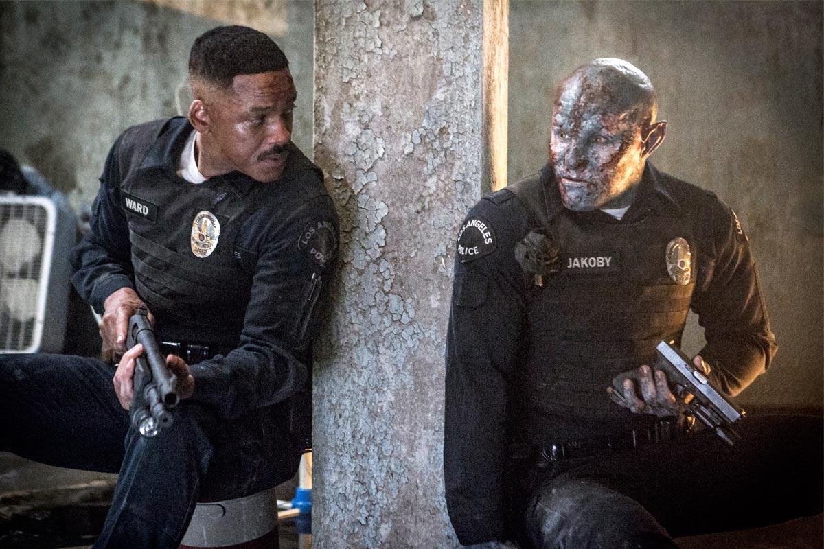 Mira a Will Smith en la nueva película de Netflix