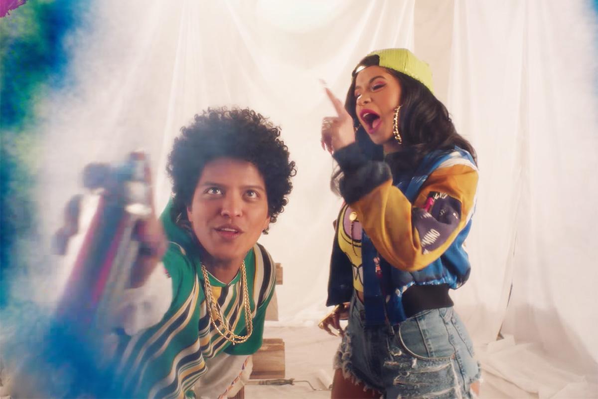 Mira El Noventero Video De Bruno Mars Junto A La Rapera