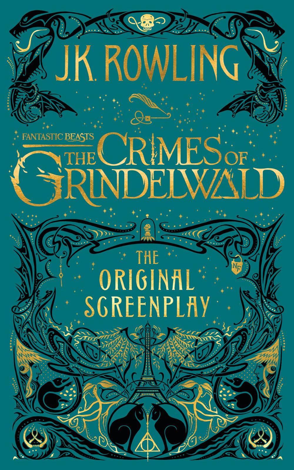 Animales Fantásticos: Los crímenes de Grindewald
