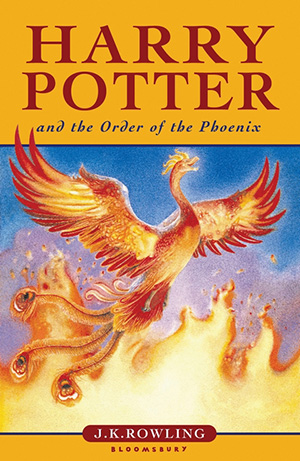 Harry Potter and the order od the phoenix