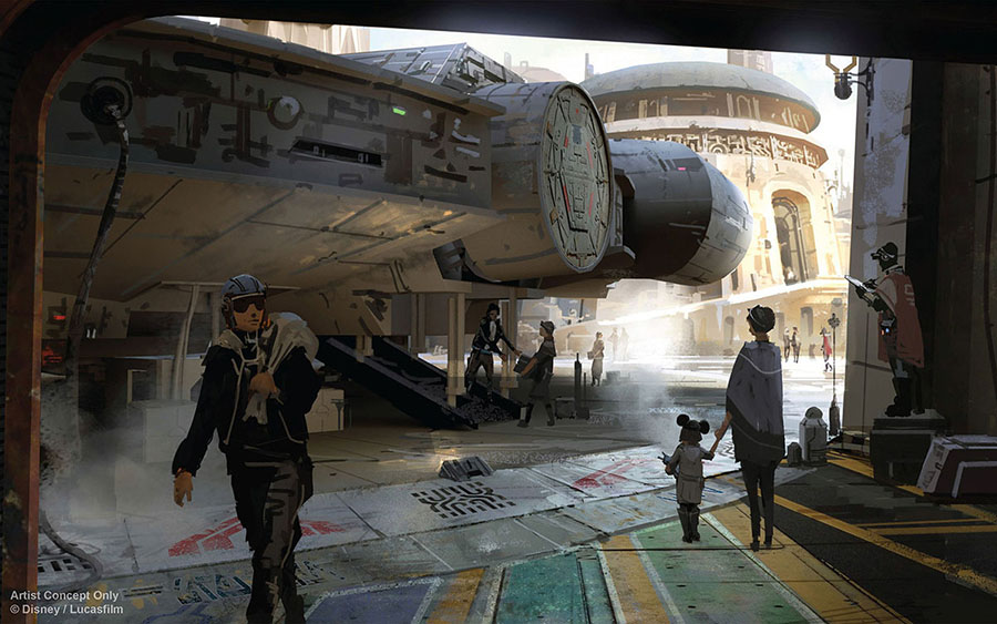 Cantina de Star Wars