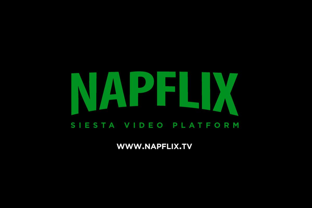 Napflix siesta video platform
